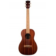Makala by Kala Model MK-B Satin Mahogany Baritone Size Ukulele for Beginner