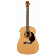Kohala #KG100SE Full Size Steel String Acoustic Electric Guitar with Gig Ba