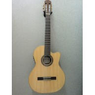 Kremona Performer Series Rondo R65CW Cutaway/Electric Nylon String Guitar -