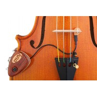 Kremona KNA VV-2 Wooden Piezo Pickup for Violin / Viola with Volume Control