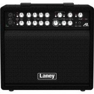 Laney Amps A1-PLUS 80 Watt Acoustic Guitar 1x8 Combo Amplifier with Effects