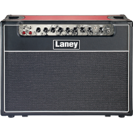 Laney GH50R-212 50 Watt Tube Electric Guitar Combo Amplifier 2 x 12