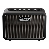 "Laney Mini-ST-SuperG 6W 2x3"" Mini Battery Powered Stereo Guitar Combo Amp"