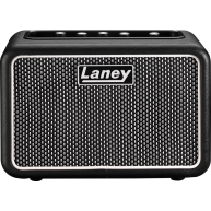 Laney Mini-STB-SuperGroup Battery Powered Guitar Amplifier with Bluetooth
