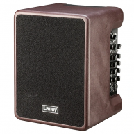 Laney A-FRESCO-BP Battery Powered 1x8 35 Watt Acoustic Guitar Combo Amplifi