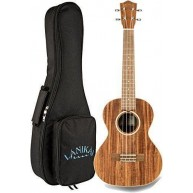 Lanikai ACST-T Solid Top Acacia Tenor Ukulele with Gig Bag