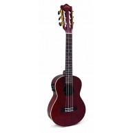 Lanikai LU2-6EK 6-String Legacy Acoustic Electric Ukulele with Fishman Kula