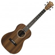 Lanikai Mahogany Baritone Size Satin Finish Ukulele with Gig Bag Model MA-B
