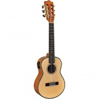 Lanikai SOT-6EK 6-String Solid Spruce Top Acoustic-Electric Tenor Ukulele