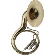 Levante LV-MB4705 Bb Sousaphone with ABS Hard with Wheels - Workshop Tested