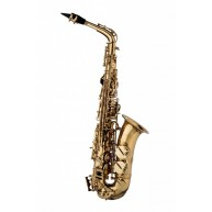 Levante LV-AS4105 Professional Eb Alto Saxophone High F# - with Soft Case