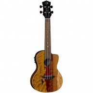 Luna Guitars Vista Eagle Tropical Wood Concert Acoustic-Electric Ukulele Gl