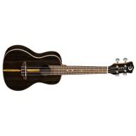 Luna Model UKE ZIRI C Exotic Ziricote Wood Concert Size Acoustic Ukulele