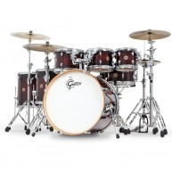 """Gretsch Drums Catalina Maple Shell Pack With Free 8"""" Tom - 7-pc - Deep Cher"""