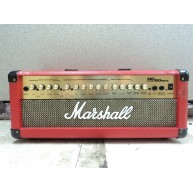 Marshall MG100HDFX  in RED 100-Watt Guitar Amp Head W/ Power Cable - USED b
