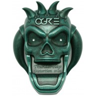 Ogre SP0001GN Thunderclap Distortion Effects, Green