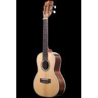 Ohana CK-70W Solid Spruce Top with Willow Back and Sides Concert Size Ukule