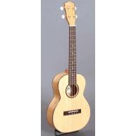 Ohana TK-70 Solid Spruce Top Flamed Maple Back & Sides Tenor Size Ukulele