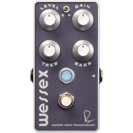 Very nice used  Bogner Wessex Overdrive Pedal