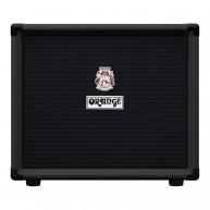 Orange OBC112BK Black 600-Watt Bass Speaker Cabinet 1x12 with Lavoce Neo Dr