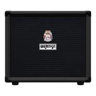 Orange OBC112BK Black 400-Watt Bass Speaker Cabinet 1x12 with Lavoce Neo Dr