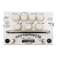 Orange Bax Bangeetar White - Pre-EQ Guitar Effects Pedal - NEW