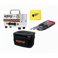 Orange MT20 20 Watt Micro Terror Amplifier with Gig Bag, Cable, and Polish