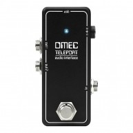 Orange OMEC Teleport Audio Universal Connection Interface Pedal - NEW for 2