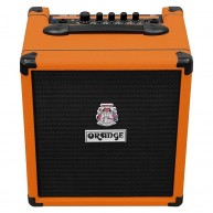 Orange Amps Crush Bass 25 Combo Amplifier Solid State Active 3-Band EQ 25W