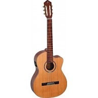 Ortega RCE159SN Pro Slim Neck Electric/Acoustic Classical Guitar  - Blem #X