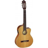 Ortega RCE131 Pro Family Series Electric/Acoustic Classical Guitar  -Blem #