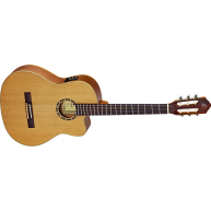 Ortega RCE131SN Pro Slim Neck Electric/Acoustic Classical Guitar  - Blem #X
