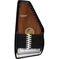 Oscar Schmidt 15 Chord Berkshire Standard Beginner Autoharp, Maple Body