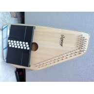 Oscar Schmidt Model OS10021 21 Chord Acoustic Spruce Top Autoharp - DEMO -