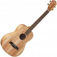 Oscar Schmidt Model OU58-R Baritone Size Acoustic 4-String Spalted Maple Uk