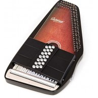 Oscar Schmidt Model OS21CE Acoustic Electric 21 Chord Autoharp
