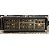 Peavey XM 6 Series 300 EH Powered Mixer PA Amplifier Head, 6 Channels, CLEA