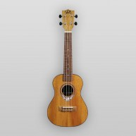 Puka Model PK-PHS Phoenix Rosette Natural Satin Finish Soprano Size Ukulele