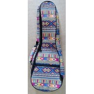 PukanaLa Model PU-UB02-N5T 5MM Padded Colorful Nylon Tenor Ukulele Gig Bag