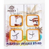 PukanaLa Model PU-PSTD quality Easy to assemble DIY ukulele stand