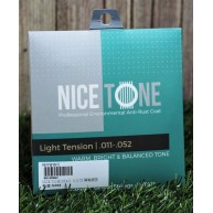 Nice Tone Model NTA011 Phosphor Bronze Acoustic Guitar Strings .011-.052