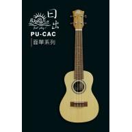 PukanaLa Model PU-CAC Solid Spruce top Series Concert Size Ukulele