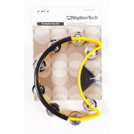 Rhythm Tech DST50 Drumset Mountable Tambourine DST 50 Yellow