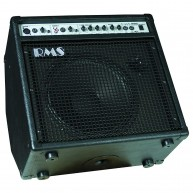 "RMSKB80 80-Watt Keyboard Combo Amp Amplifier with 12"" Speaker by RMS"