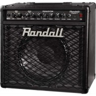 Randall RG80 1x12 80-Watt High-Gain Guitar Combo Amplifier w/FX Loop -Demo