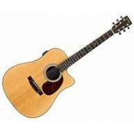 Sigma Model SD18CE - Solid Spruce top Dreadnought Acoustic Electric Guitar