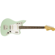Fender Squier Vintage Modified Jaguar Electric Guitar Surf Green - NEW