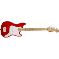 Fender Squier  Bronco™ Bass, Maple Fingerboard, Torino Red - So Cool! Limit
