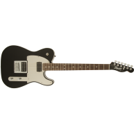 Squier by Fender John 5 HH Configuration Black Telecaster Electric Guitar