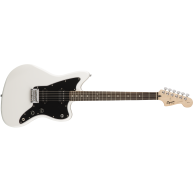 Squier by Fender Affinity Series Jazzmaster HH Arctic White Electric Guitar